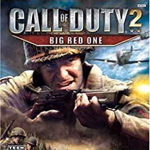 call of duty big red one