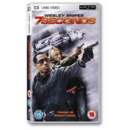 psp 7 seconds umd film