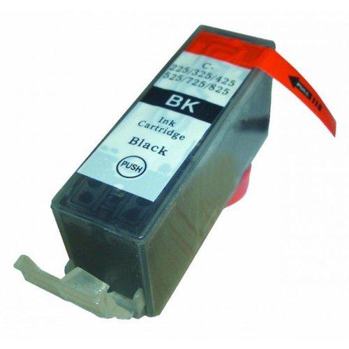 canon Compatible Canon PGI-525BK Inktcartridge (huismerk) - zwart