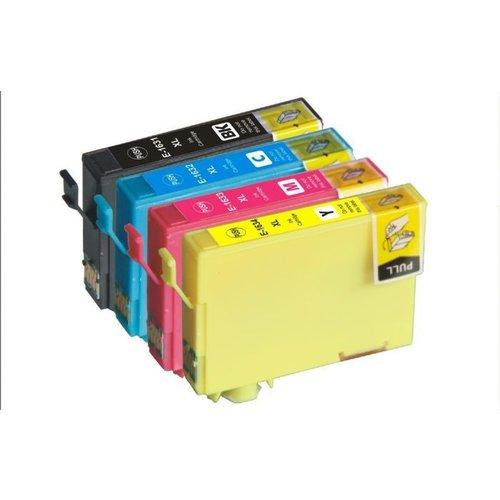 Epson Compatible Epson 16 XL Inktcartridge (huismerk) - Multipack