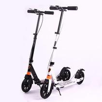 Urban scooter, met vering. Topper
