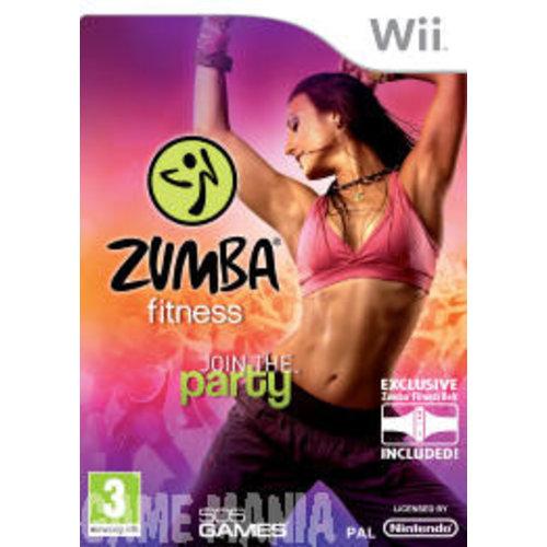 Nintendo Zumba Fitness