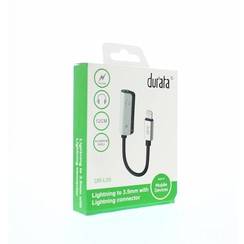 Durata lightning - aux connector
