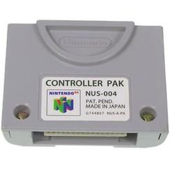 Nintendo 64 Controller Pak (nus-004)