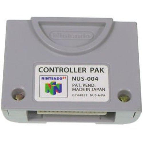 Nintendo Nintendo 64 Controller Pak (nus-004)