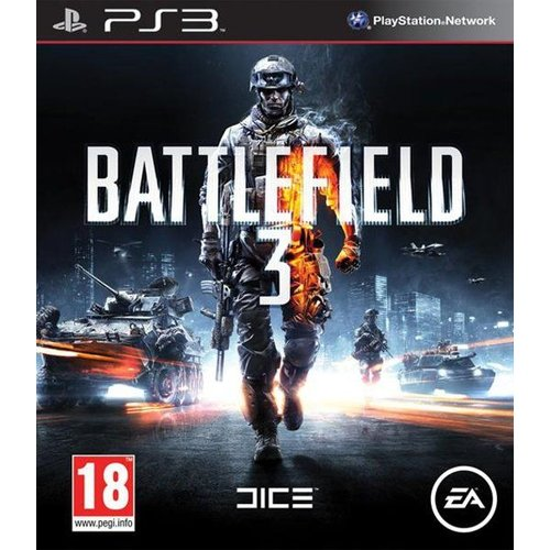 PS3 Battlefield 3 PS3