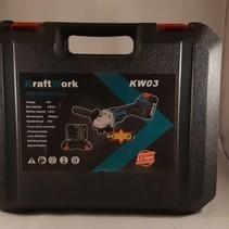 Kraftwork KW03 accu slijptol
