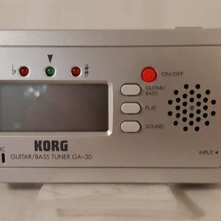 korg KORG Guitar/Bass GA-30