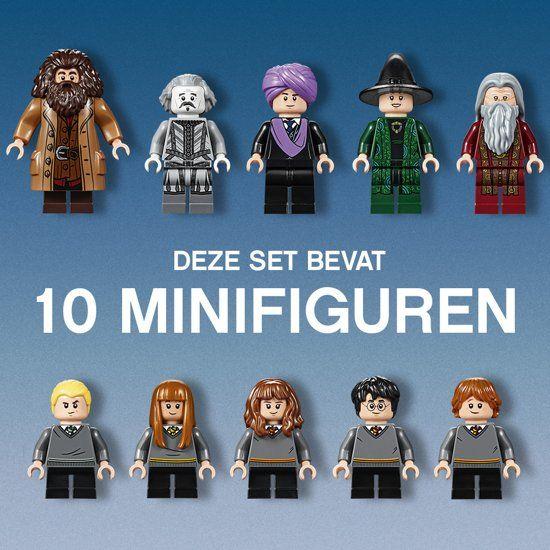 Lego LEGO Harry Potter De Grote Zaal van Zweinstein - 75954