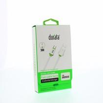 Durata Micro USB fastcharge 2 meter