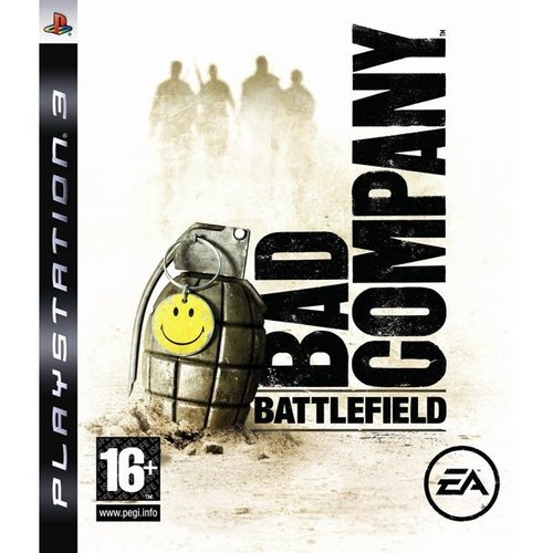 PS3 Battlefield: Bad Company