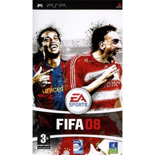 FIFA 08 psp