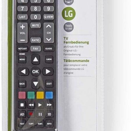 nedis Nedis afstandsbediening voor LG TV's