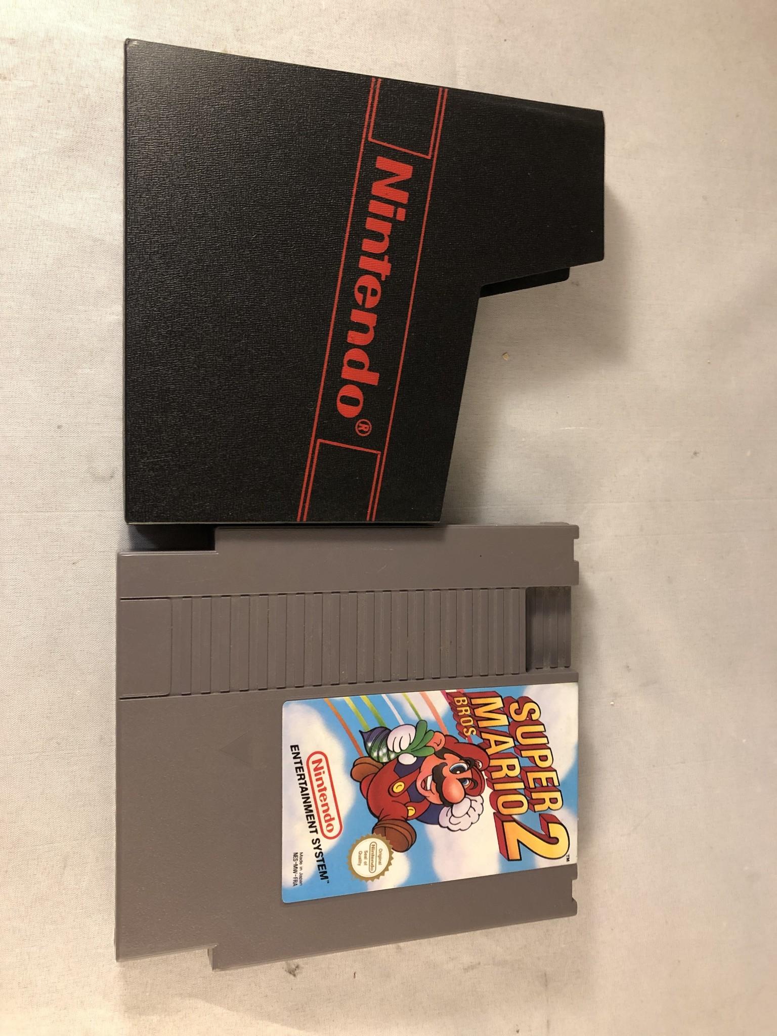 Nintendo NES Super Mario Bros 2