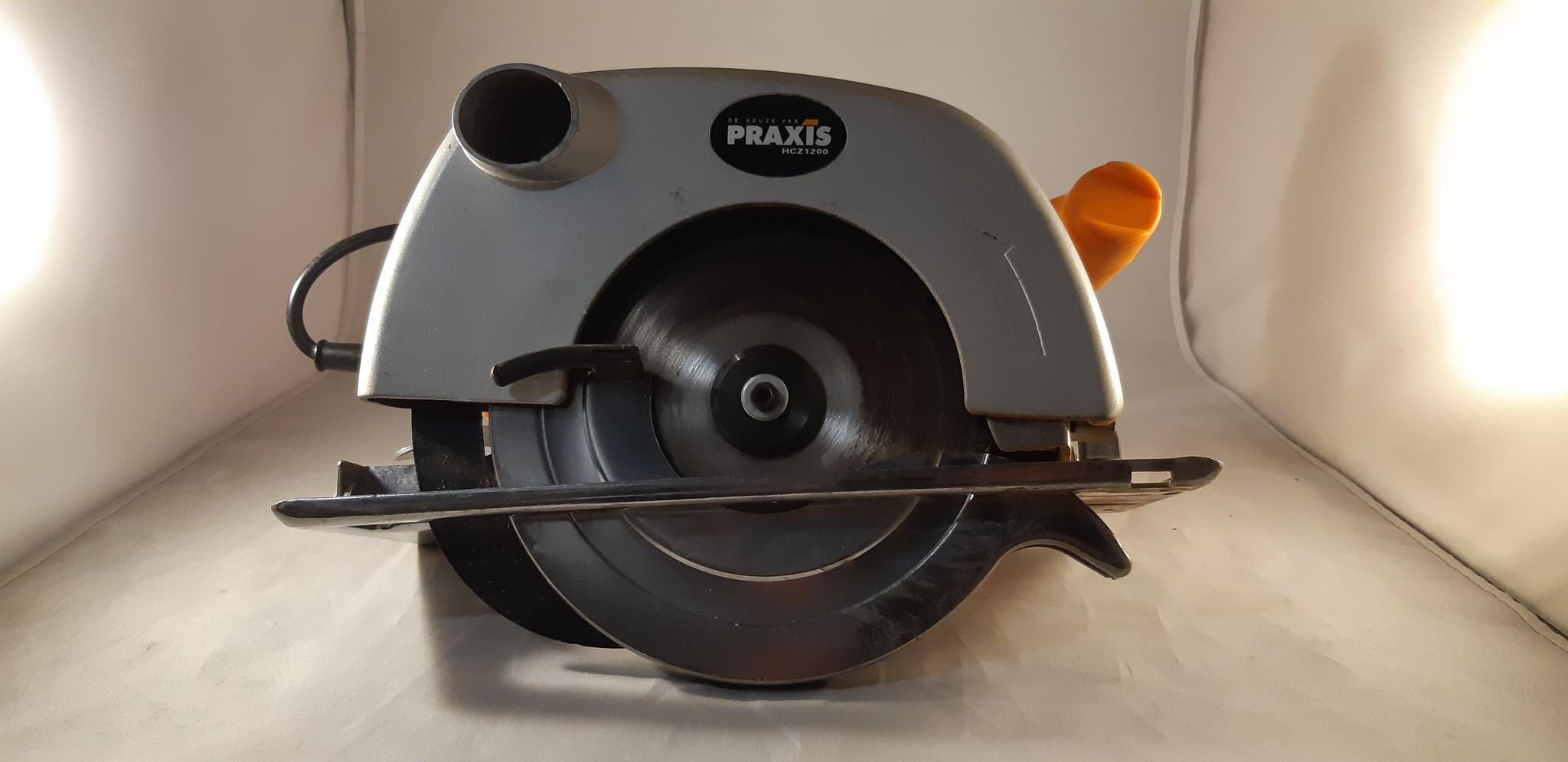 praxis Praxis HCZ1200 Cirkelzaag