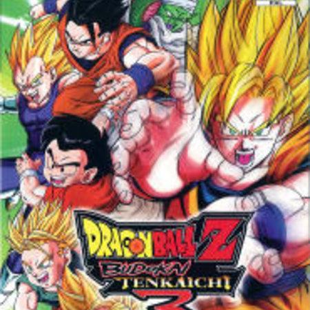 playstation 2 Dragon Ball Z - Budokai Tenkaichi 3