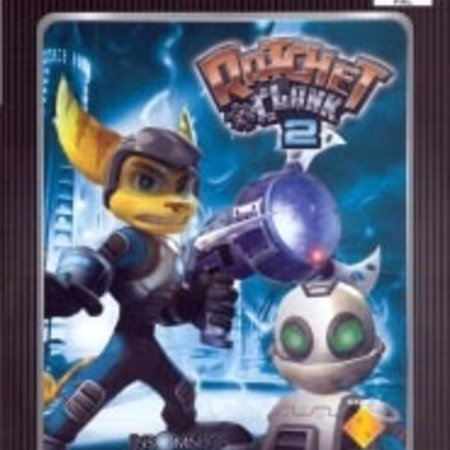 playstation 2 Ratchet & Clank 2 - Platinum