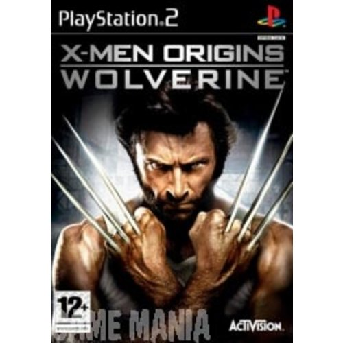 PS2 X- Men origins wolverine ps2