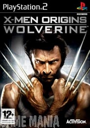 playstation 2 X- Men origins wolverine ps 2