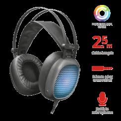 Lumen Illuminated Headset/koptelefoon voor PC en laptop