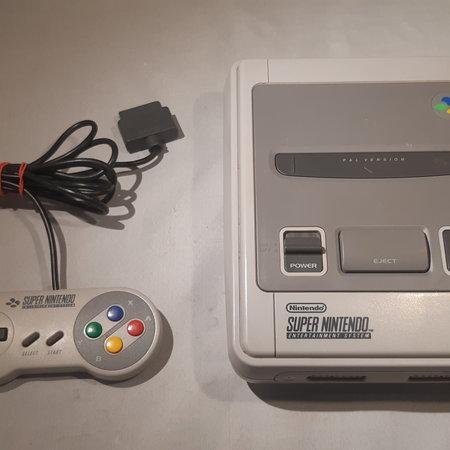 nintendo Super Nintendo SNES