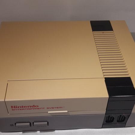 nintendo Nintendo NES - verkleurd