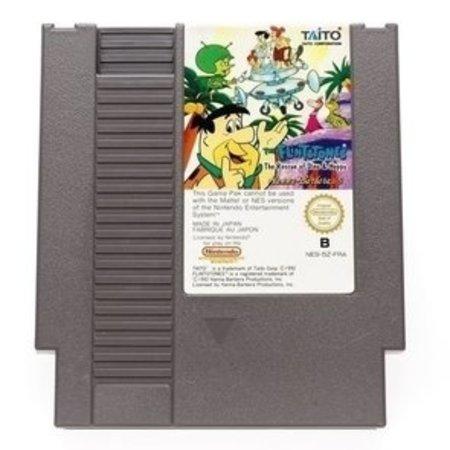 Flinstones Nintendo NES game