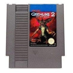 Gremlins 2 The New Batch Nes