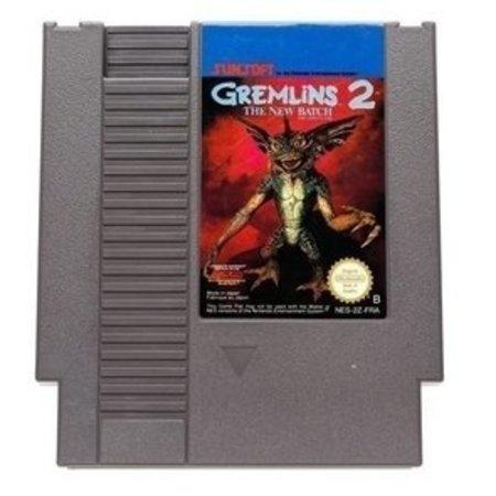 Nintendo NES Gremlins 2 The New Batch Nes ROM