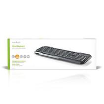 Bedraad USB-toetsenbord | Multimediatoetsen | US International