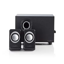Nedis PC-Speaker | 2.1 | 33 W | 3.5 mm Jack