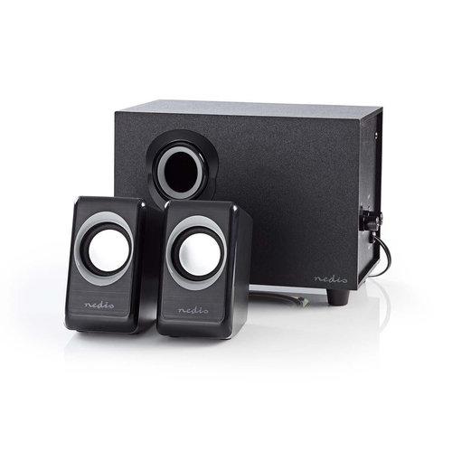 nedis Nedis PC-Speaker | 2.1 | 33 W | 3.5 mm Jack