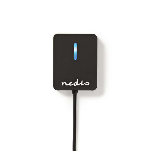 nedis USB-hub   4-poorts   USB 2.0   Reisformaat