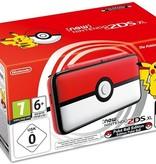 nintendo Nintendo 2 DS XL Poké Ball edition