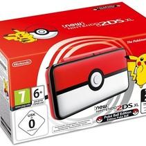 Nintendo 2 DS XL Poké Ball edition