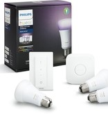 philips Philips Hue White and Color Ambiance - Starterkit - E27