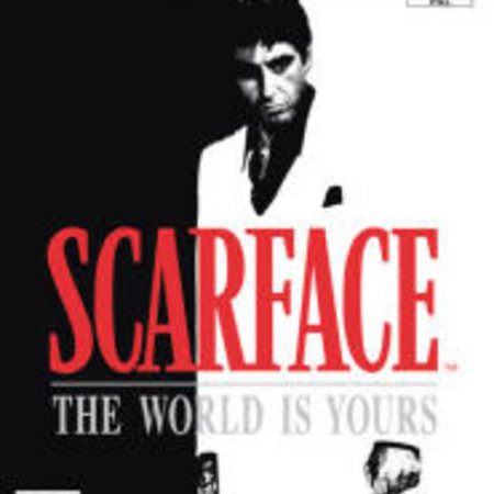ps2 Scarface - The World is Yours