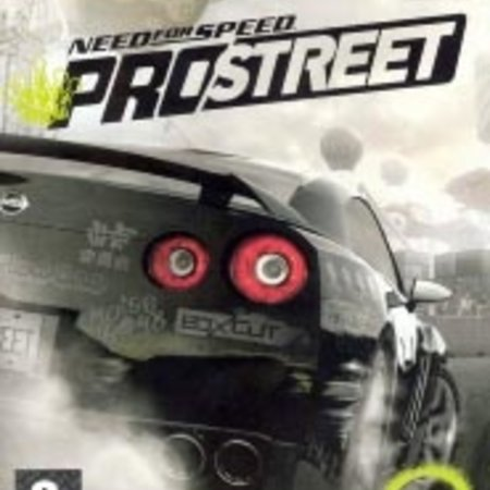 ps2 Need for Speed - ProStreet