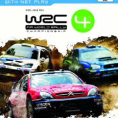 ps2 WRC 4 - FIA World Rally Championship (2004)