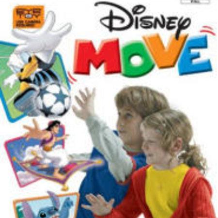 ps2 Disney Move (Eye Toy)