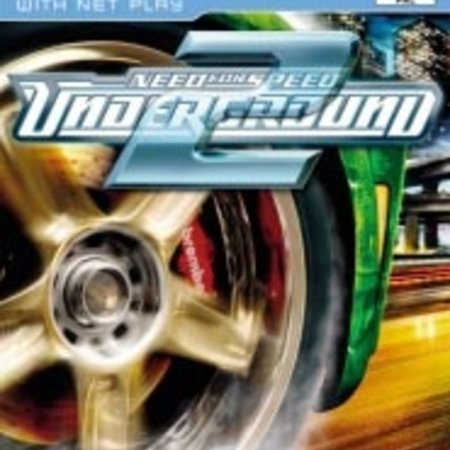 ps2 Need for Speed - Underground 2