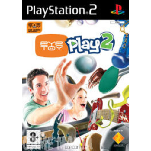 PS2 Eye Toy Play 2