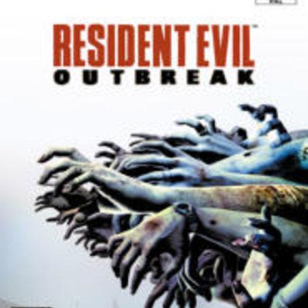 ps2 Resident Evil - Outbreak