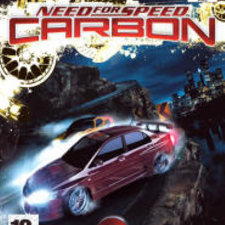ps2 Need for Speed - Carbon