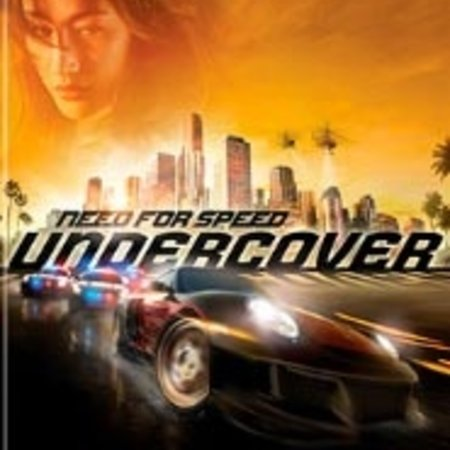 ps2 Need for Speed - Undercover