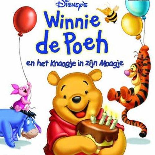 PS2 Winnie De Poeh - DUITS