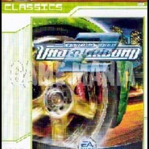 xbox Need for Speed - Underground 2 - xbox