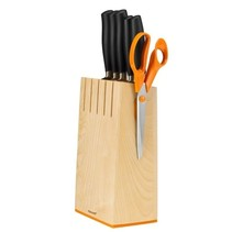Fiskars Knife Block with 5 knives