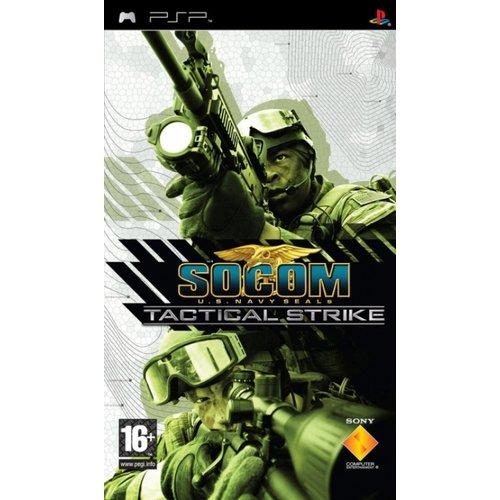 psp Socom Tactical Strike