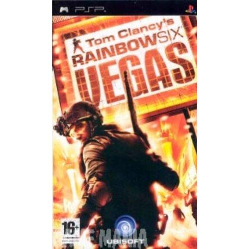 psp Rainbow Six - Vegas